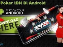 situs poker IDN di android